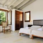 Luxus Ferienhaus Mallorca 5641 Zweibettzimmer