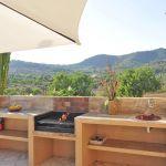 Luxus Finca Mallorca MA5470 Grillbereich