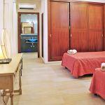 Luxus Finca Mallorca MA5470 Schlafzimmer mit 2 Betten