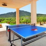 Luxus - Finca Mallorca MA5470 Tischtennisplatte