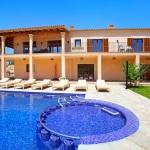 Luxus - Finca Mallorca MA5470 separater Kinderpoolbereich