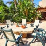 Mallorca Ferienhaus MA5645 Gartenmöbel