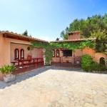 Mallorca Ferienhaus MA5645 Grillbereich