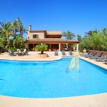 Mallorca Ferienhaus MA5645 Pool