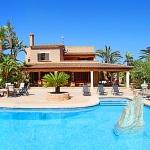 Mallorca Ferienhaus MA5645 Poolbereich