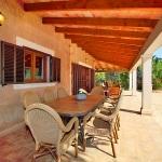Mallorca Ferienhaus MA5645 Terrasse