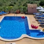 Ferienhaus Mallorca MA5320 Blick auf den Swimmingpool