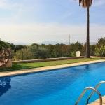 Ferienhaus Mallorca MA5324 - Blick über den Pool