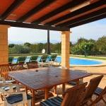 Ferienhaus Mallorca MA5324 - Gartenmöbel