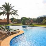 Ferienhaus Mallorca MA5324 - Poolterrasse