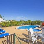 Ferienhaus Mallorca barrierefrei MA5320 Gartenmöbel am Pool