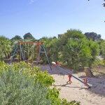 Ferienhaus Mallorca barrierefrei MA5320 Kinderspielplatz auf dem Grundstück