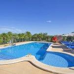 Ferienhaus Mallorca barrierefrei MA5320 Pool mit Kinderbereich