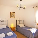 Ferienhaus Mallorca barrierefrei MA5320 Schlafzimmer mit 2 Betten