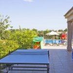 Ferienhaus Mallorca barrierefrei MA5320 Tischtennisplatte