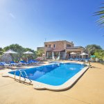 Ferienhaus Mallorca barrierefrei MA5320 mit Pool