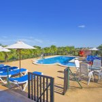 Ferienhaus Mallorca barrierefrei MA5320 mit umzäuntem Pool