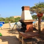 Ferienhaus Mallorca behindertengerecht MA5320 Grill