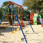 Ferienhaus Mallorca behindertengerecht MA5320  Spielplatz mit Schaukel