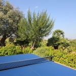 Ferienhaus Mallorca behindertengerecht MA5320 Tischtennisplatte
