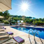 Luxus Finca Mallorca MA3260 Gartenmöbel am Pool