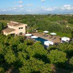 Luxus Finca Mallorca MA3260 Luftaufnahme