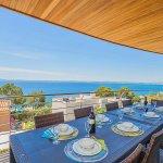 Villa Mallorca MA5004 Balkon mit Meerblick