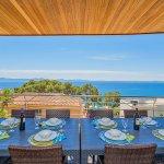 Villa Mallorca MA5004 Esstisch mit Meerblick