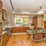 Villa Mallorca MA5004 Küche mit Tisch