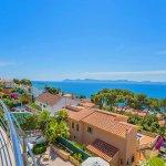 Villa Mallorca MA5004 Meerblick vom Balkon