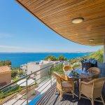 Villa Mallorca MA5004 Panoramablick vom Balkon