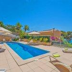 Villa Mallorca MA5004 Sonnenliegen am Pool