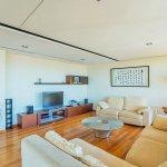 Villa Mallorca MA5004 Wohnbereich mit TV