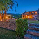 Villa Mallorca MA5150 Beleuchtung am Abend