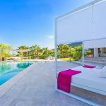 Villa Mallorca MA5150 Sonnenbett am Pool