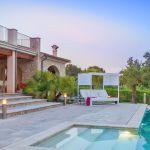Villa Mallorca MA5150 Sonnenliegen am Pool