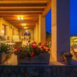 Villa Mallorca MA5150 beleuchtete Terrasse