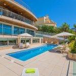 Villa Mallorca mit Swimmingpool MA5004