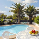 Ferienhaus Mallorca MA4855 - Gartentisch