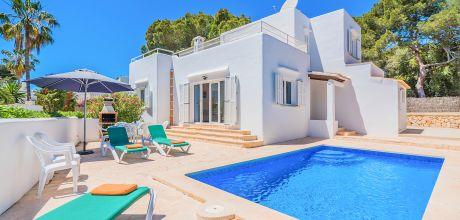 Mallorca Südostküste – Ferienhaus Cala D'Or 4929 mit Pool & Internet in Strandnähe (ca. 80m). Wechseltag Samstag – Nebensaison flexibel auf Anfrage.