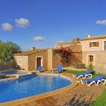 Finca Mallorca MA4882 Garten mit Pool