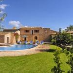 Finca Mallorca MA4882 Garten mit Pool (2)