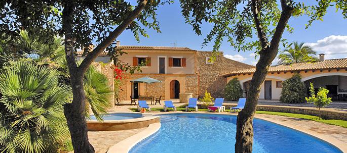 Mallorca Ferienhaus MA4882 mit Pool