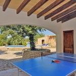 Finca Mallorca MA4882 Tischtennis-Platte