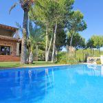 Villa Mallorca MA4750 Poolbereich