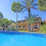 Villa Mallorca MA4750 Palmen