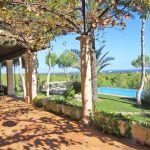 Villa Mallorca MA4750 Blick von der Terasse