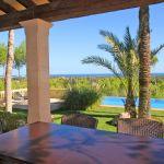Villa Mallorca MA4750 Blick auf den Pool