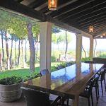 Villa Mallorca MA4750 Esstisch auf der Terrasse