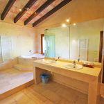 Villa Mallorca MA4750 Bad mit Eckwanne
